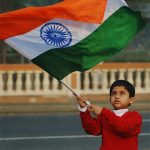 sqrrl- republic day blog Kid-With-National-Flag-of-India