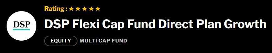 DSP Flexi Cap Fund