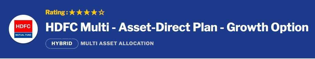 HDFC Multi Asset Fund