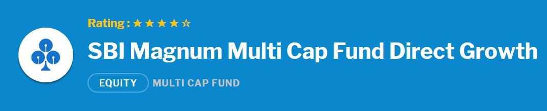 SBI Magnum Multi Cap Fund
